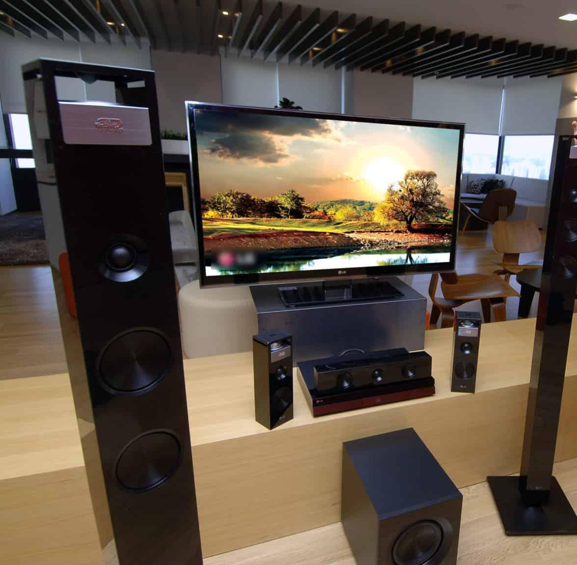 audio video installation